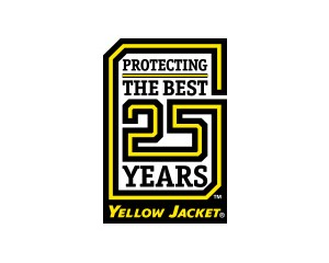 YellowJacket 25 Year Logo