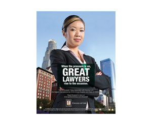 Great Lawyer Ads